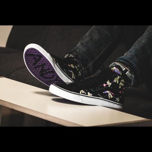 Vans Shoes Toy Story Buzz Lightyear Poshmark